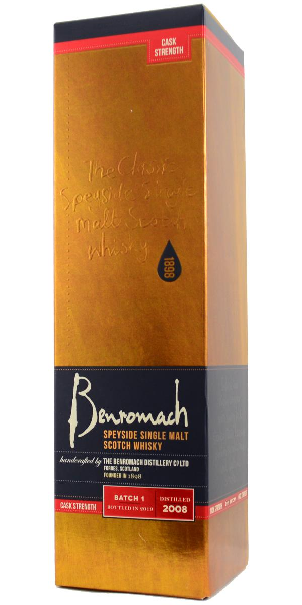 Benromach 2008 - Batch 1