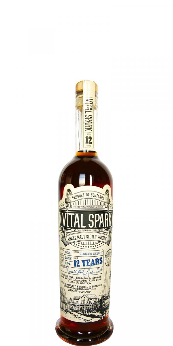 Vital Spark 12-year-old MBl