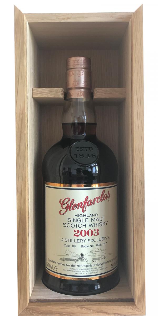 Glenfarclas 2003