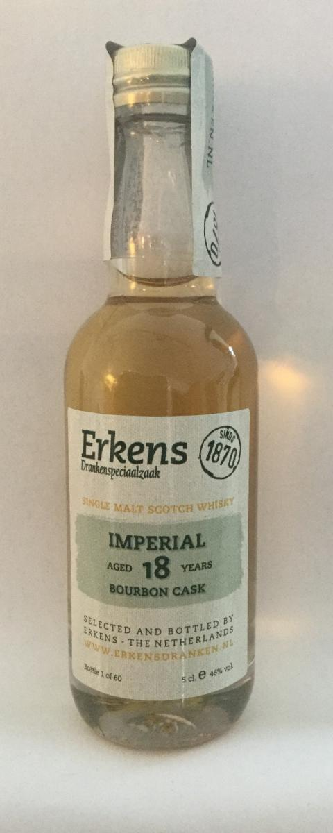 Imperial 18-year-old ErW