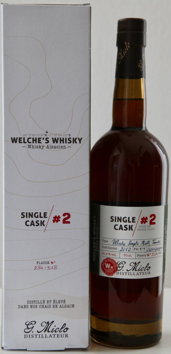 Welche's Whisky 2012
