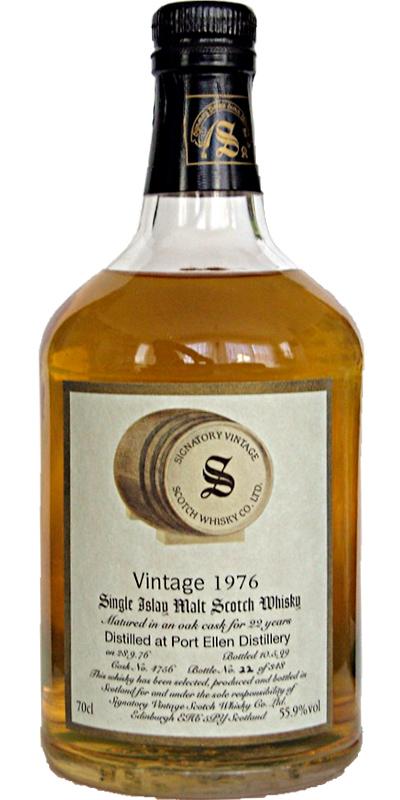 Port Ellen 1976 SV