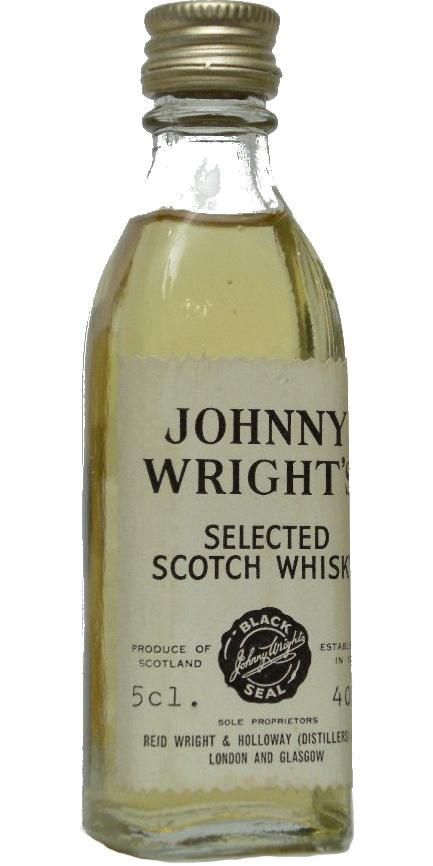Johnny Wright's Selected Scotch Whisky