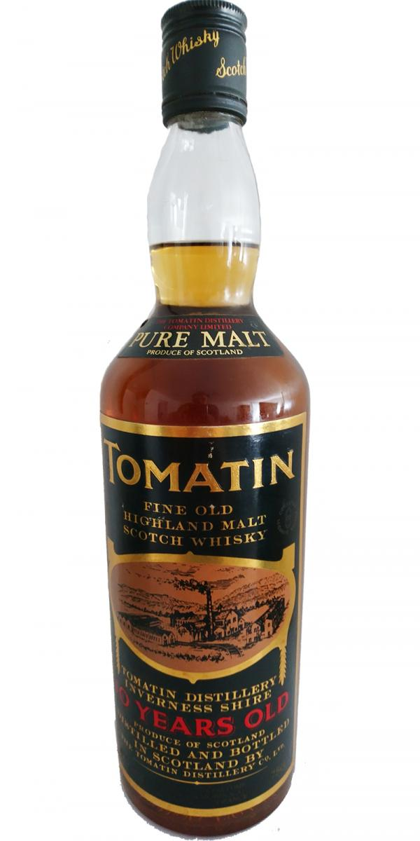 Tomatin 10-year-old Pure Malt