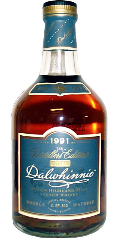 Dalwhinnie 1991