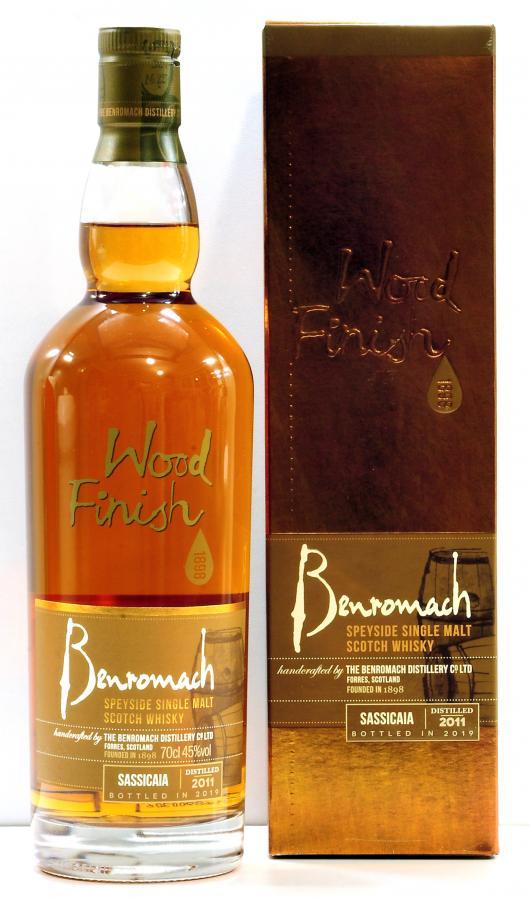 Benromach 2011 - Sassicaia