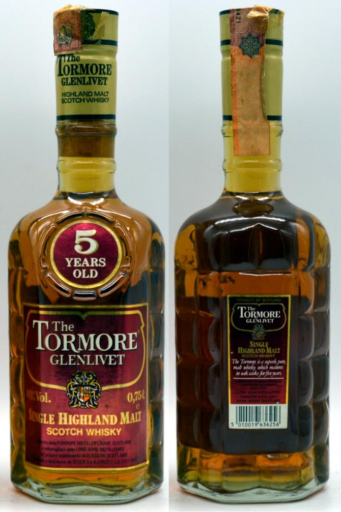 Tormore 05-year-old