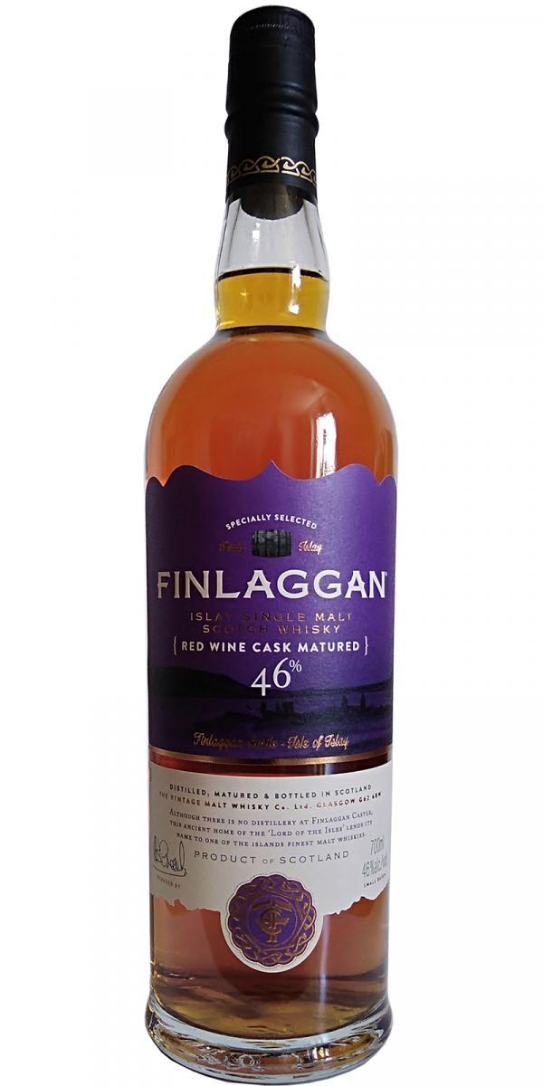 Finlaggan Red Wine Cask Matured