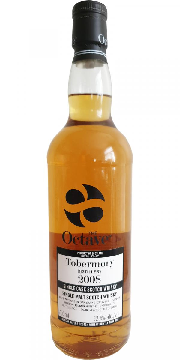 Tobermory 2008 DT