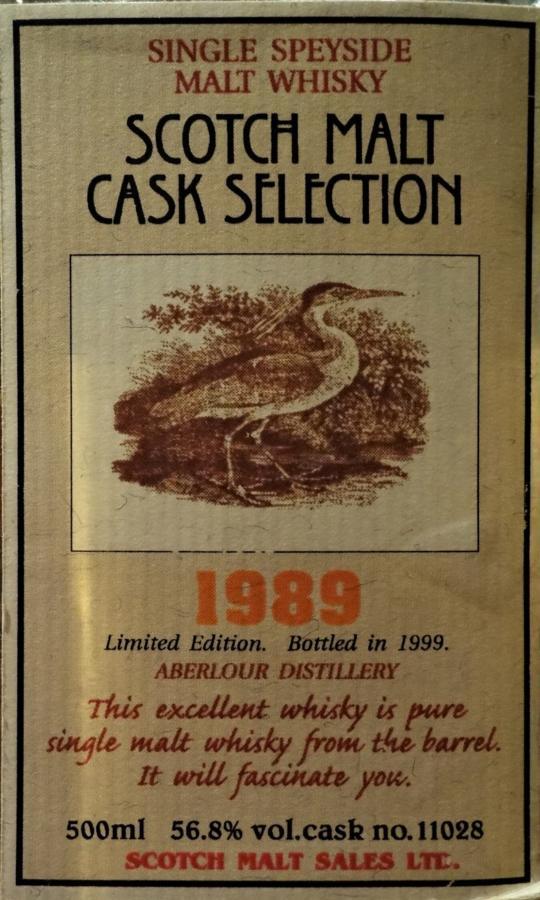 Aberlour 1989 ScMS