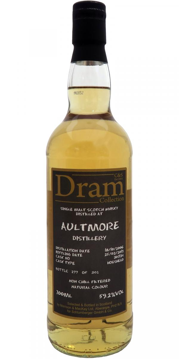 Aultmore 2006 C&S