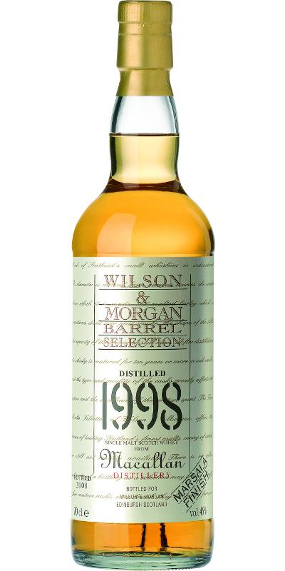 Macallan 1998 WM