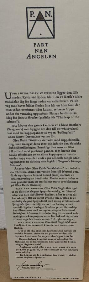Glen Keith 1996 MSA