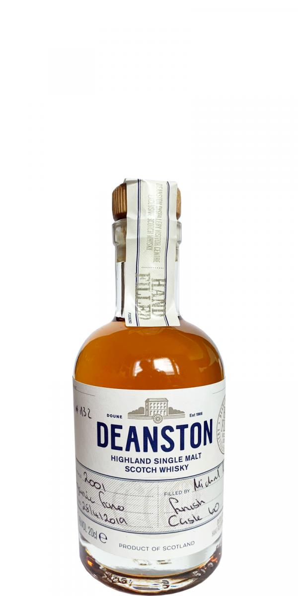 Deanston 2001