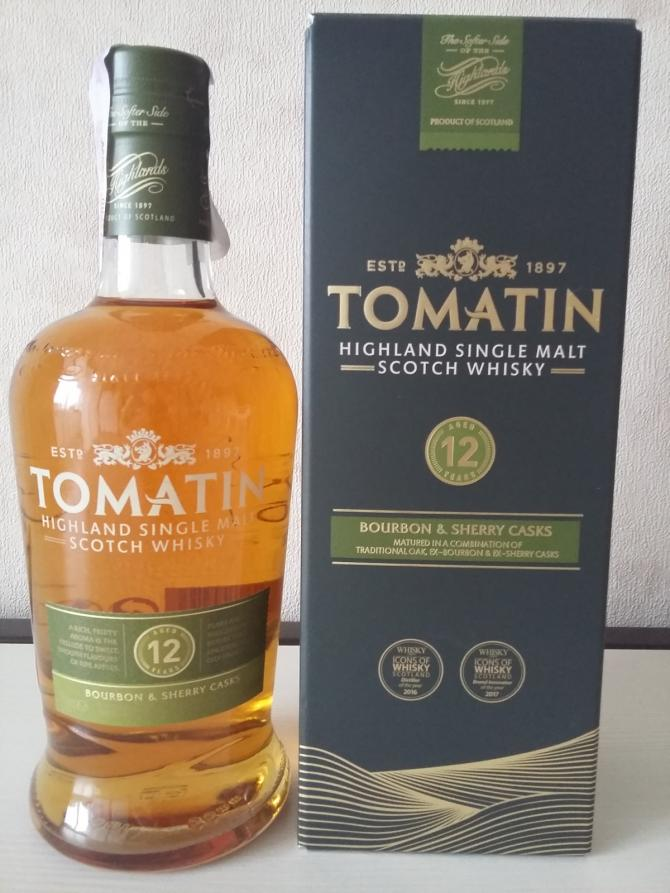 Tomatin 12-year-old