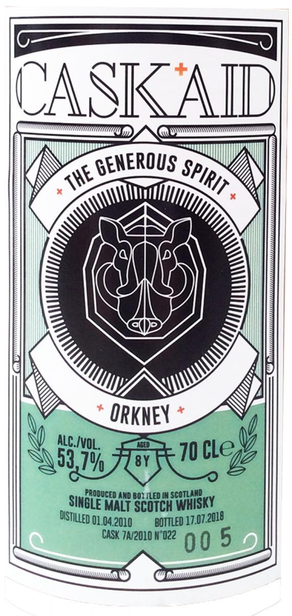Orkney 2010 CsA