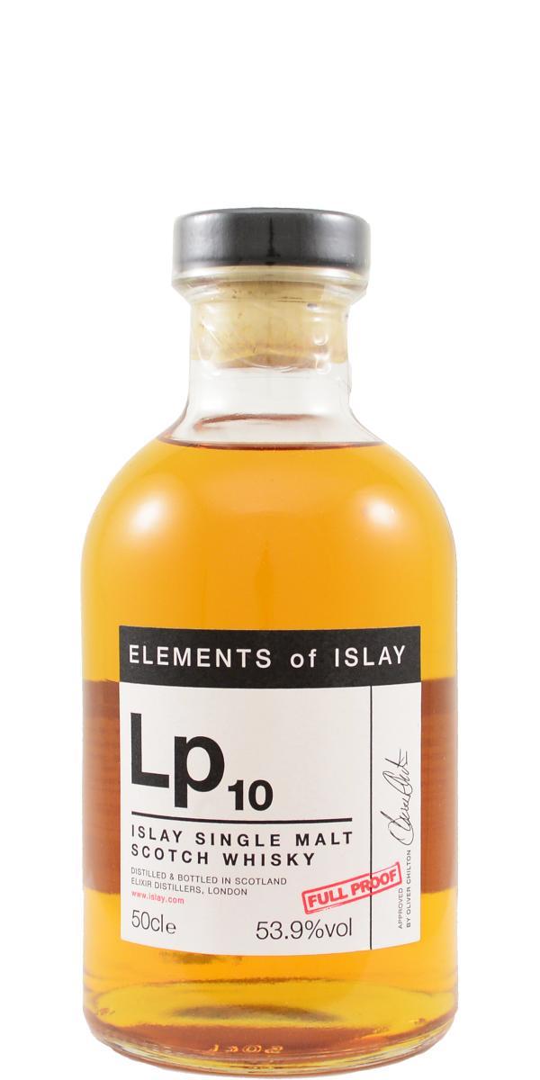 Laphroaig Lp10 ElD