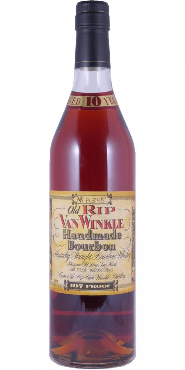 Old Rip Van Winkle 10-year-old