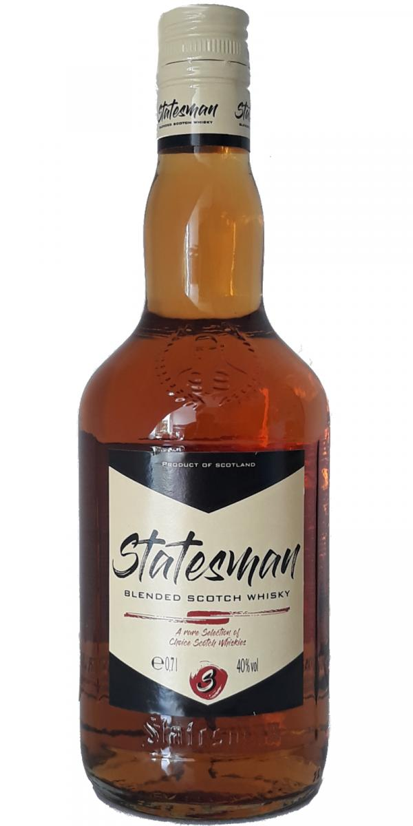 Statesman Blended Scotch Whisky WoWy