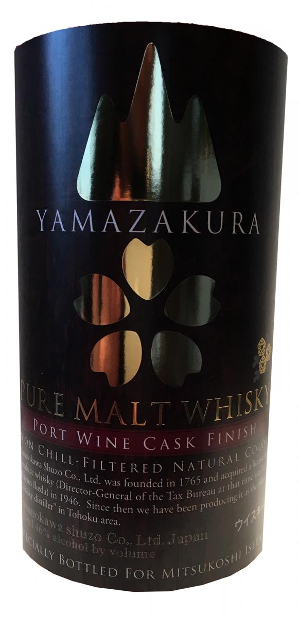 Yamazakura Pure Malt Whisky