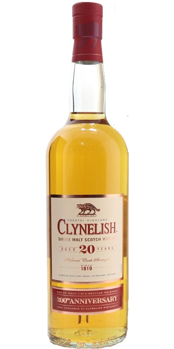Clynelish 20-year-old
