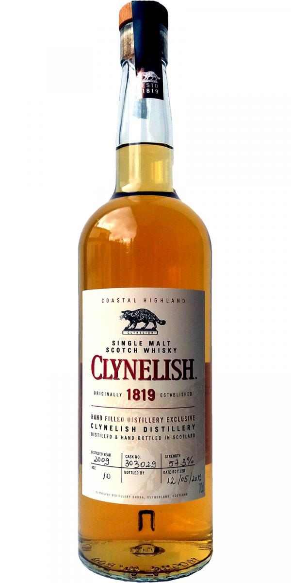 Clynelish 2009