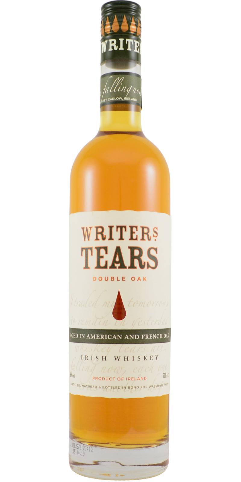 Writer's Tears Double Oak