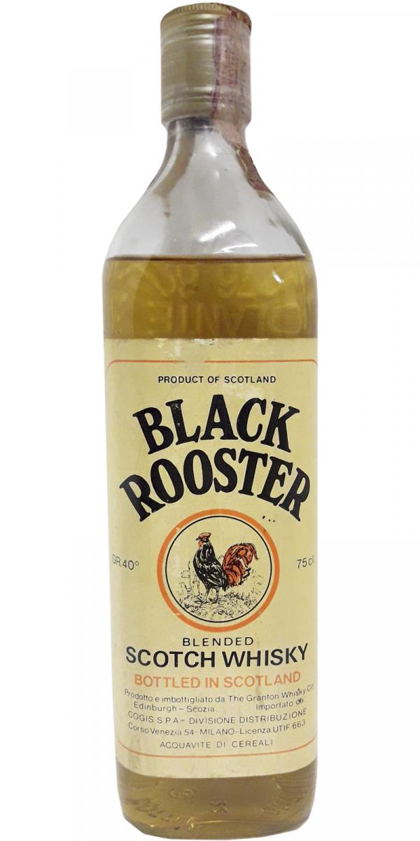 Black Rooster Blended Scotch Whisky