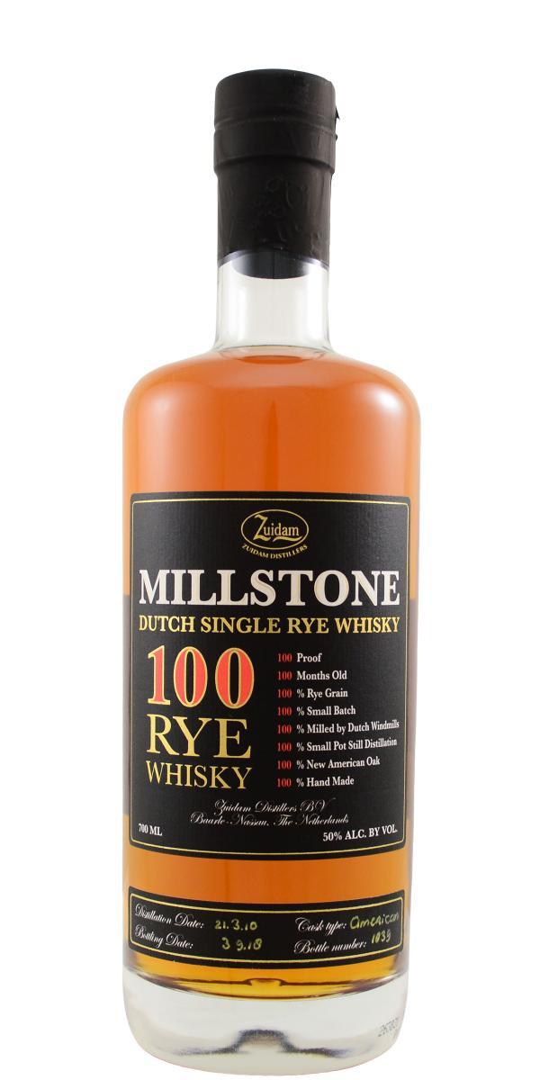 Millstone 2010 Rye