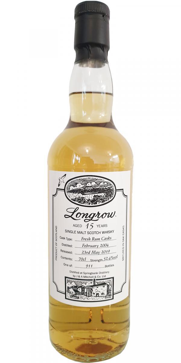 Longrow 2004