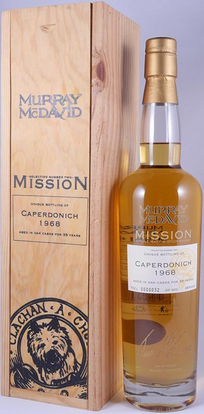 Caperdonich 1968 MM