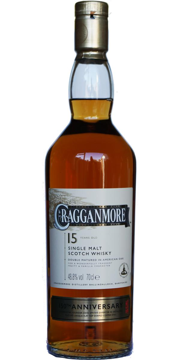Cragganmore 15-year-old