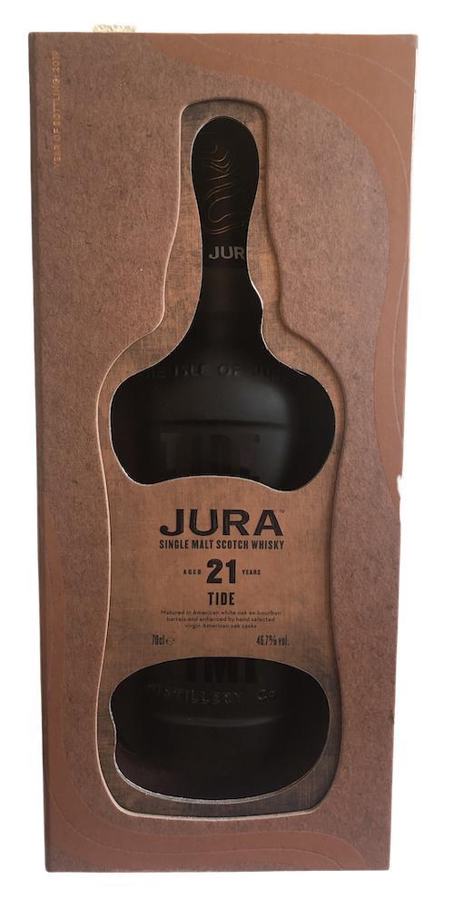 Isle of Jura 21-year-old - Tide