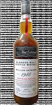William Hepburn 1988 ED