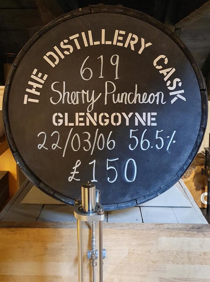Glengoyne 2006