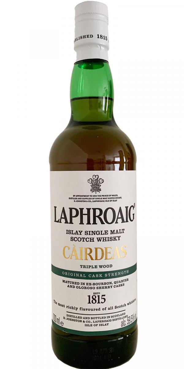 Laphroaig Càirdeas