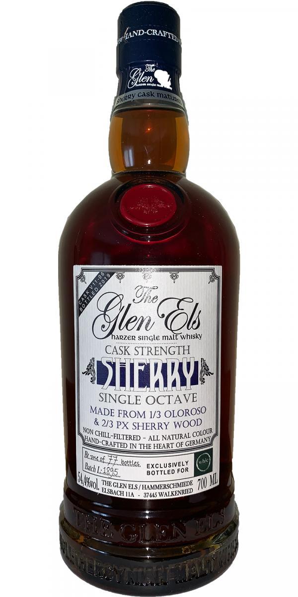 Glen Els Sherry Single Octave