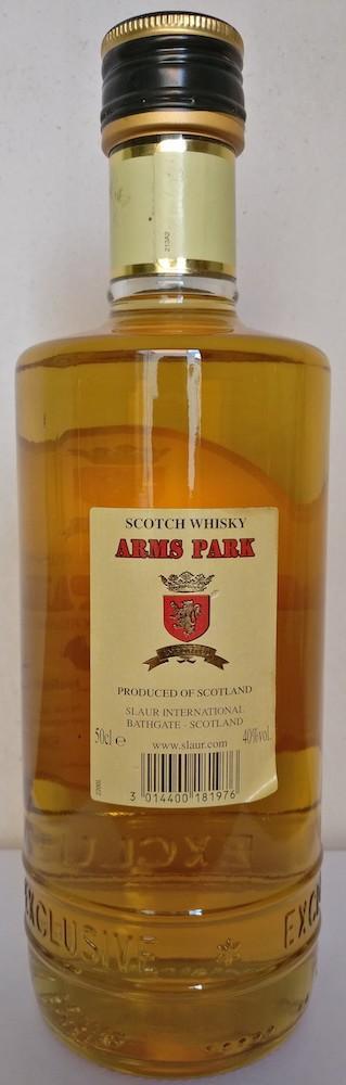 Arms Park Finest Scotch Whisky