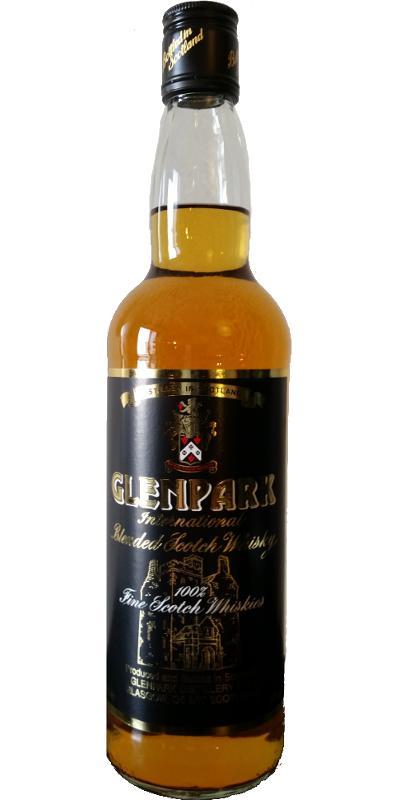 Glenpark International Blended Scotch Whisky