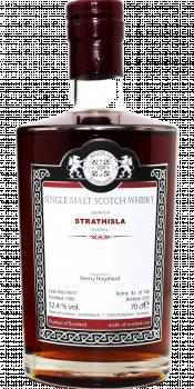 Strathisla 1989 MoS