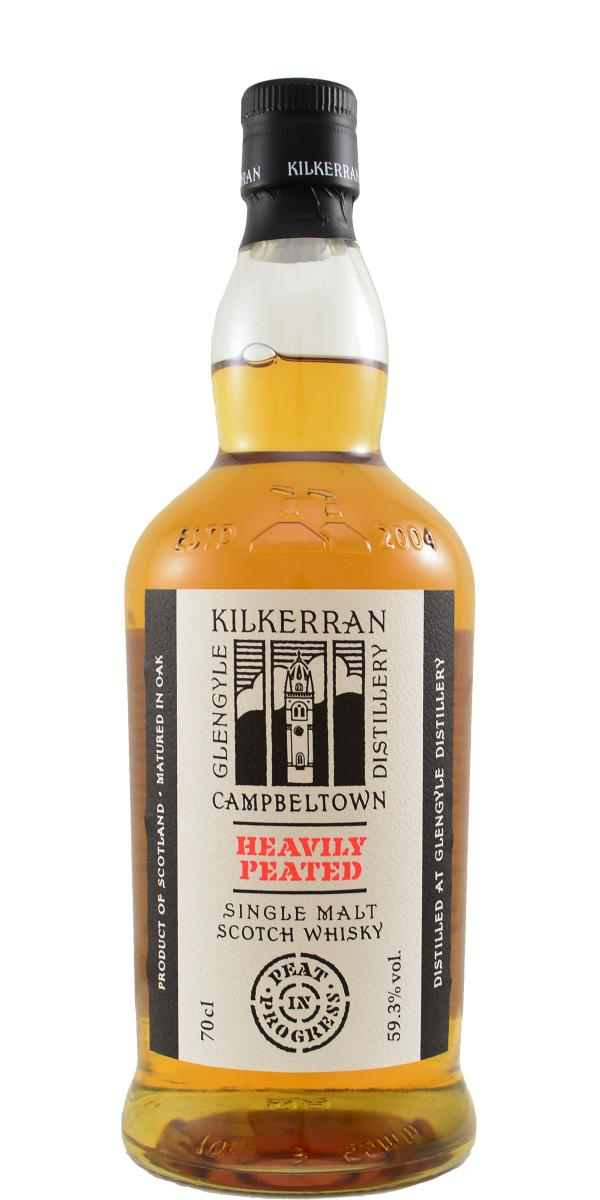 Kilkerran Heavily Peated