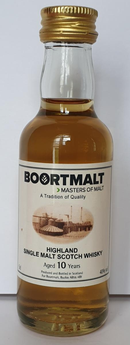 Boortmalt 10-year-old