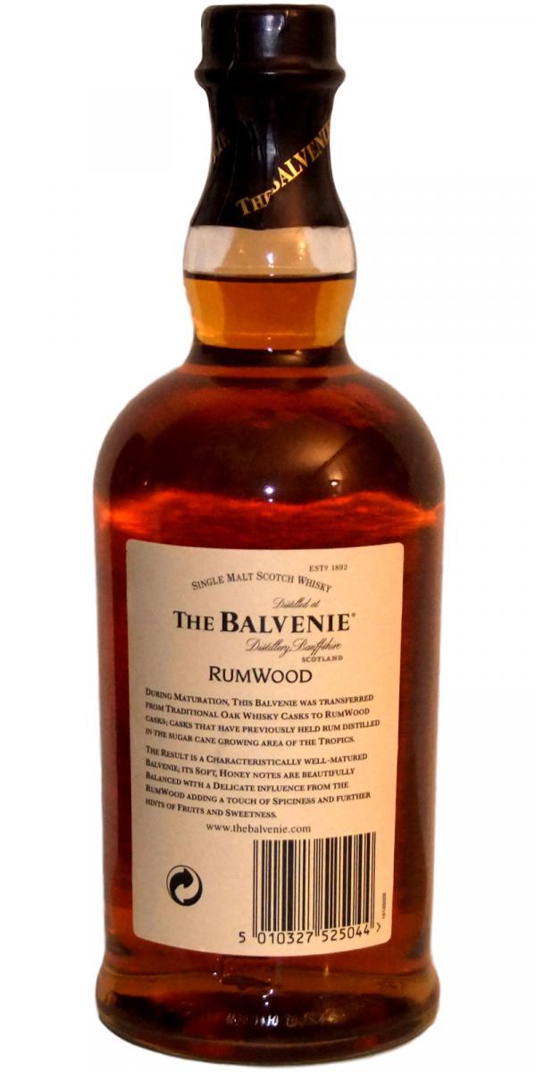 Balvenie 14-year-old RumWood
