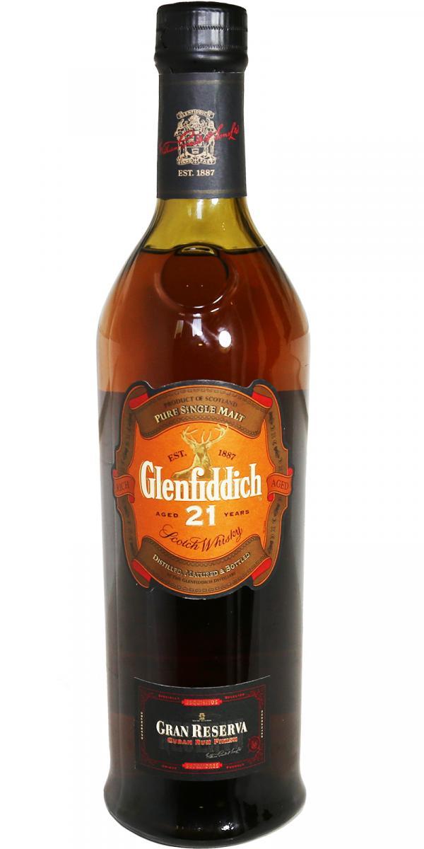 Glenfiddich 21-year-old - Gift Set