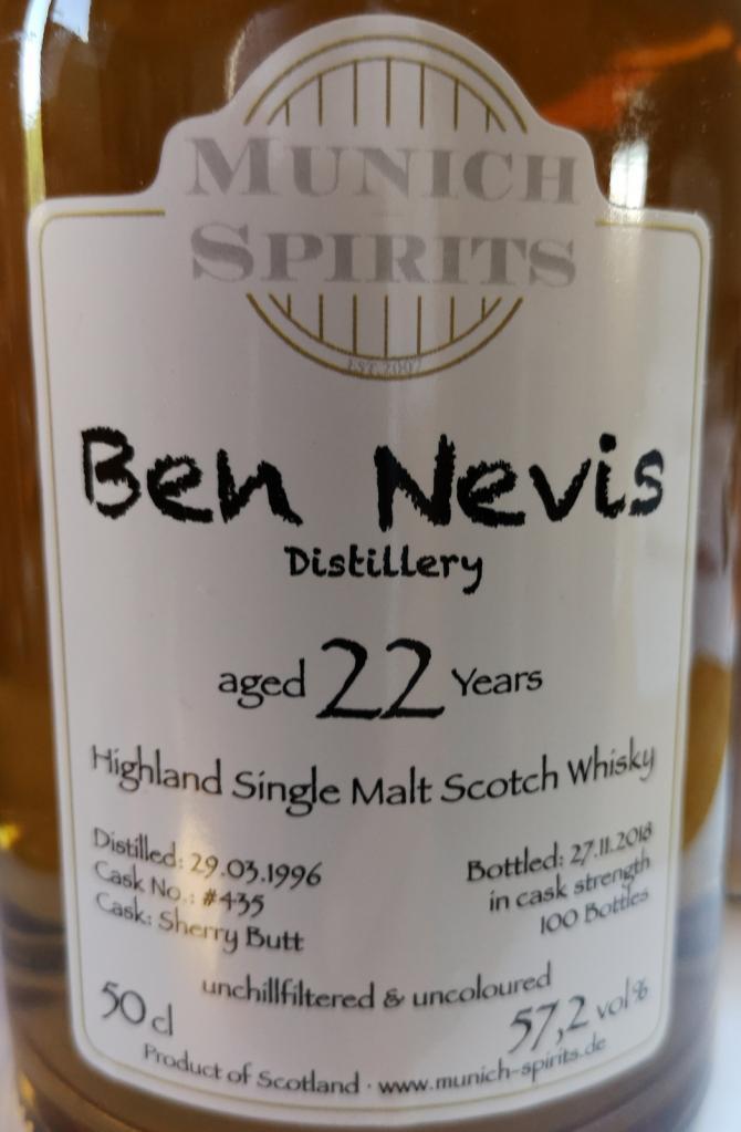 Ben Nevis 1996 MS