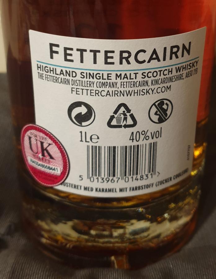 Fettercairn 12-year-old