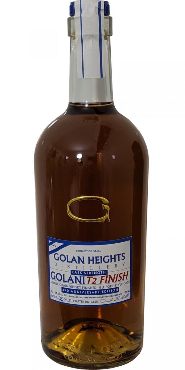 Golani T2 Finish