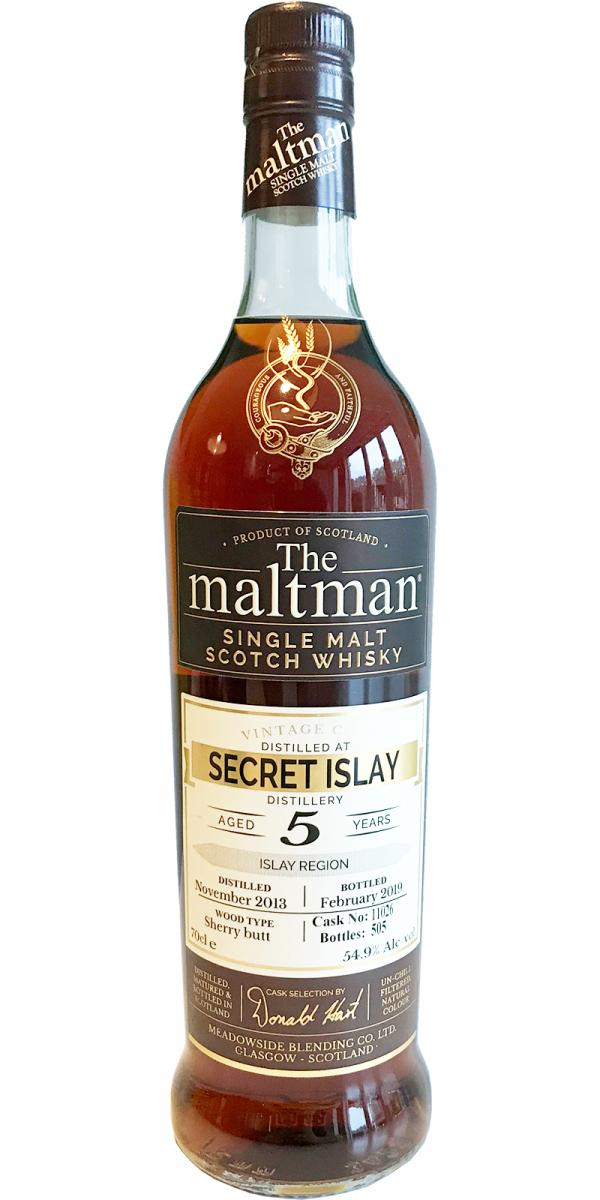 Secret Islay 2013 MBl