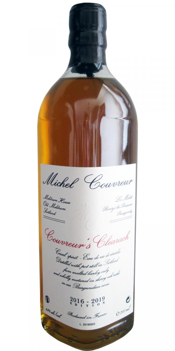 Michel Couvreur 2016 MCo