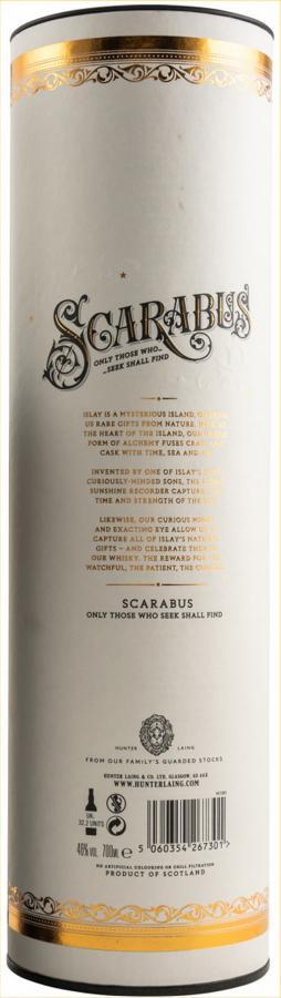 Scarabus Islay Single Malt Scotch Whisky HL